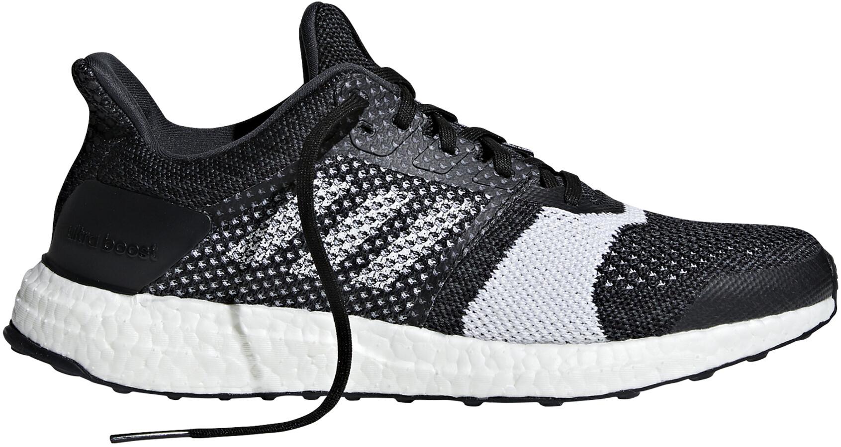 chaussures de séparation e3329 289cb adidas UltraBoost ST - Chaussures running Homme - gris/noir